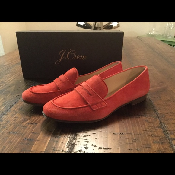 ce3406cf500 J. Crew Shoes - J Crew Charlie Penny Loafer